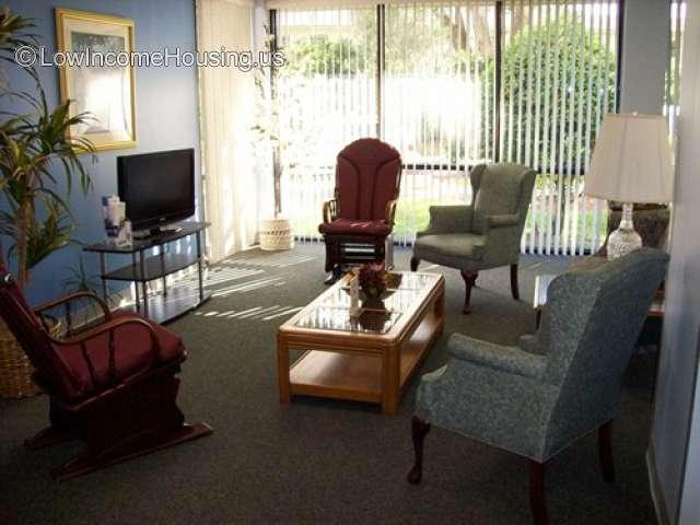 Orlando Cloisters Senior Apartments