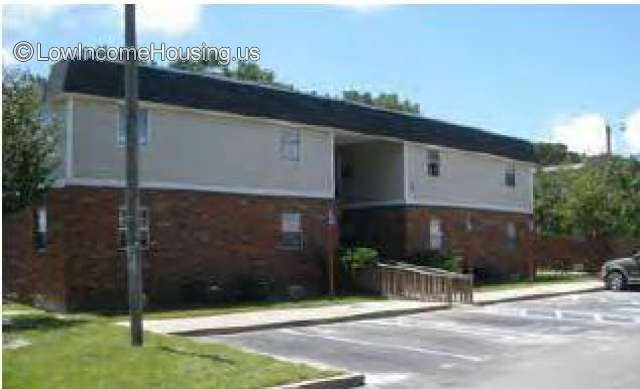 Foxwood Apartments Panama City Florida