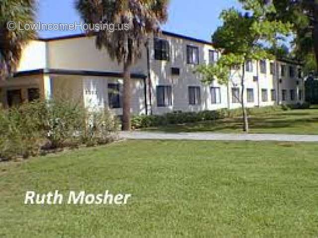 Ruth Mosher Apartments.