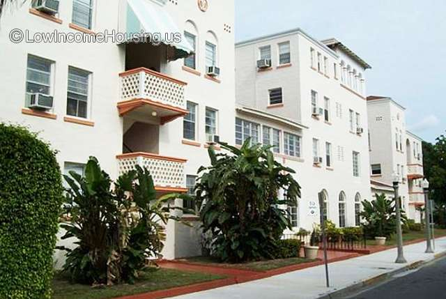 Senior Living apartments with beautifully appointed balconies with spacious sitting arrangements and ready access to public parking.