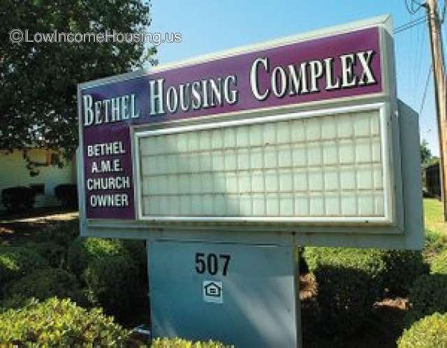 Bethel Housing Complex