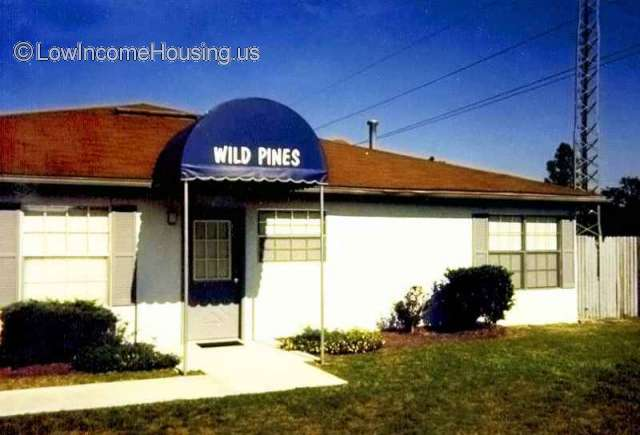 Wild Pines Apartments
