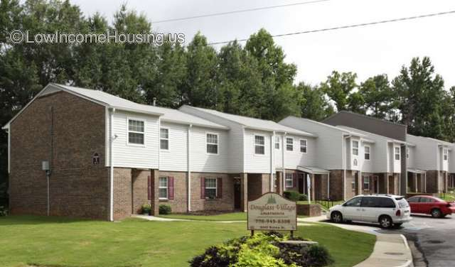 Douglass Village Apartments