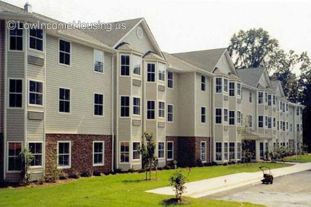 Low Income Senior Housing Ga