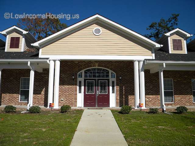 Anthony Arms Apartments Macon Ga