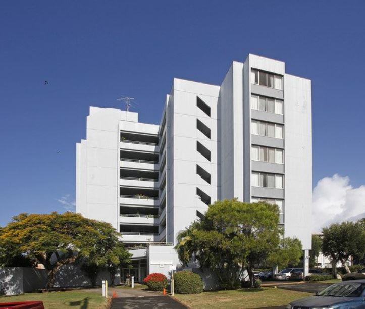 Low Income Apartments Listing: 430 Kaiolu Street, Honolulu