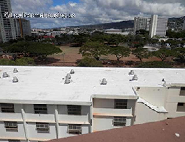 Pauahi Kupuna Hale Apartments for Seniors