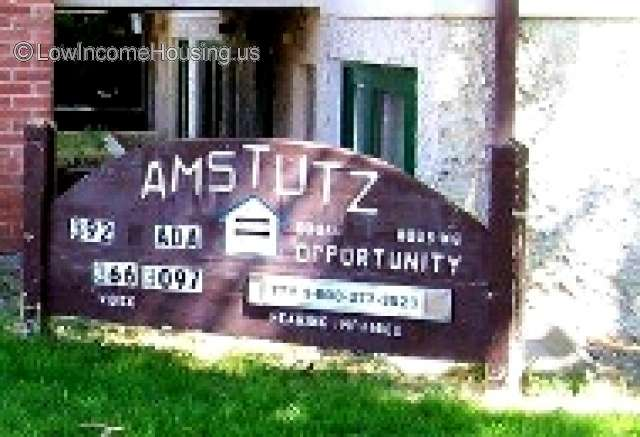 Amstutz Apartments