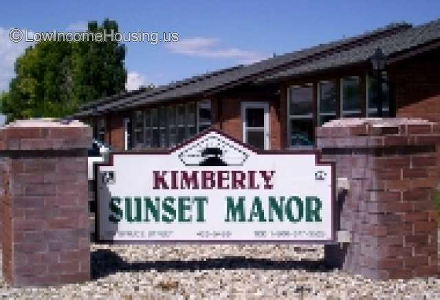 Kimberly Sunset Manor