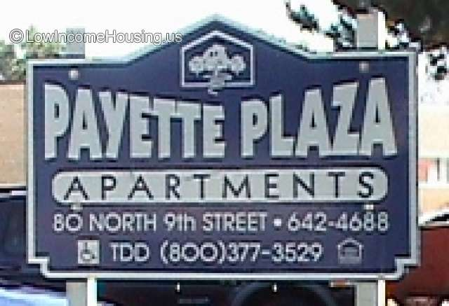 Payette Plaza Apartments