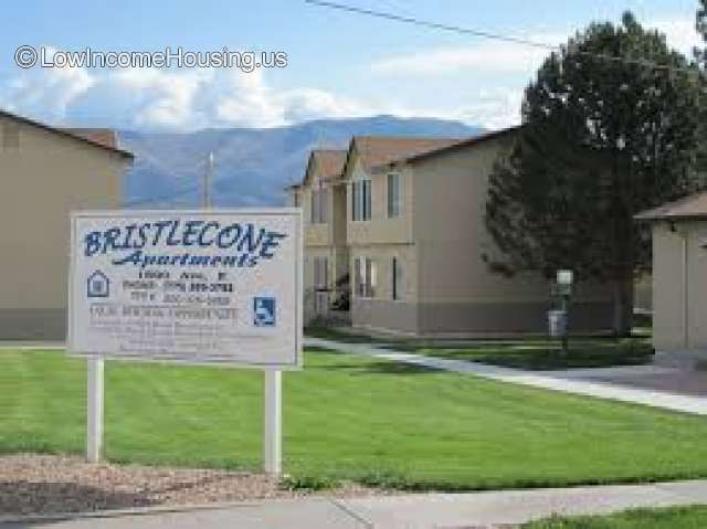 Bristlecone Apartments