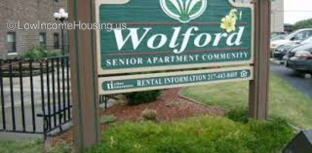 The Wolford Apartments