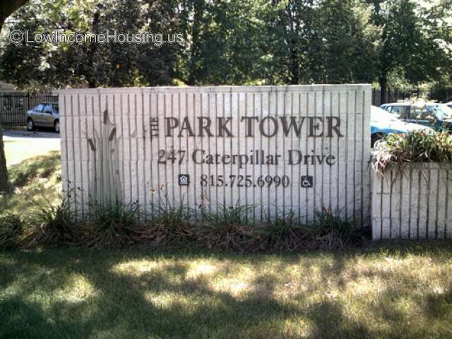 The Park Tower, located at 247 Caterpillar Drive, has ample parking space available for employees, visitors or potential clients.
