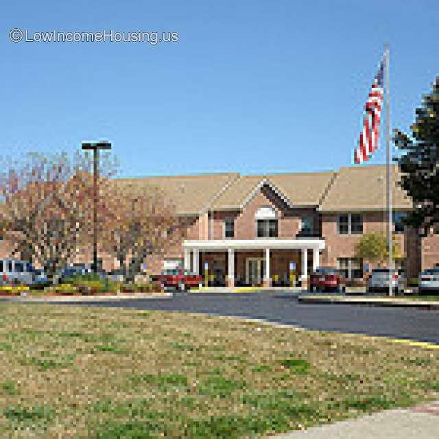 All Saints Community Senior Apartments