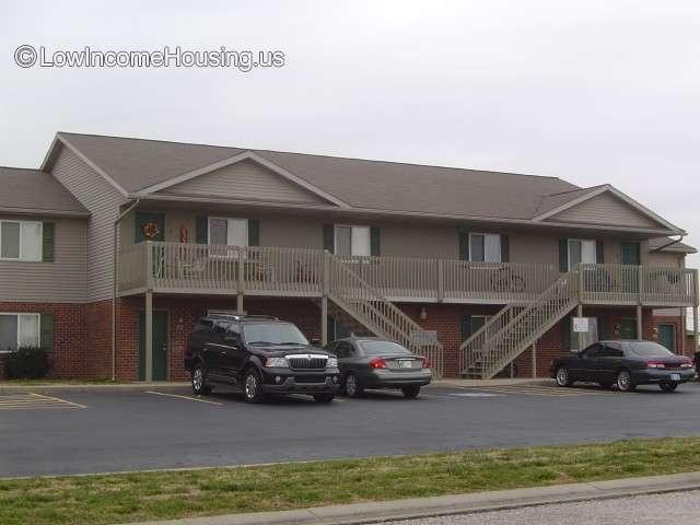 Lincoln Village Apartments for Senior Living