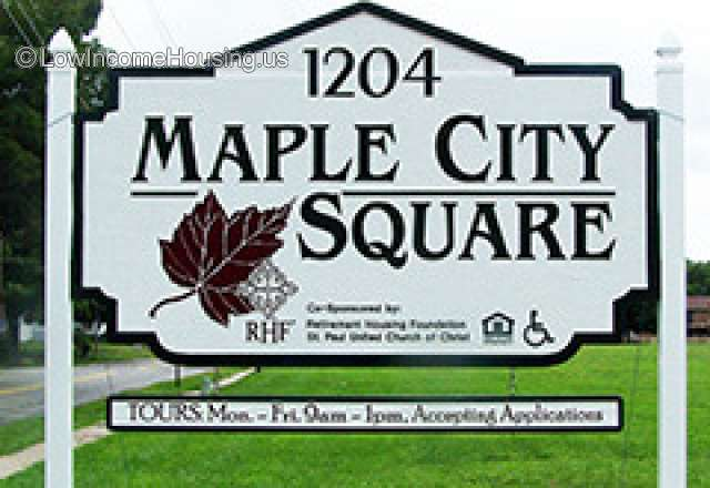 Maple City Square Apartments for Seniors