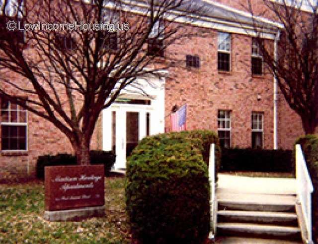 Madison Heritage Apartments for Seniors