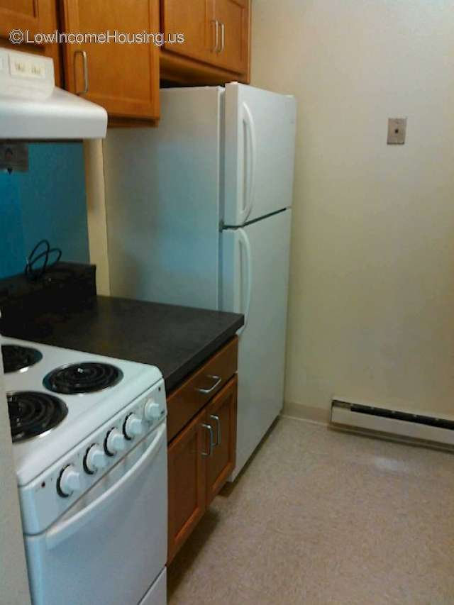Robinson Heights Apartments