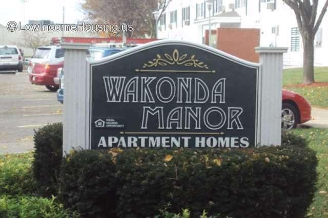 Wakonda Manor