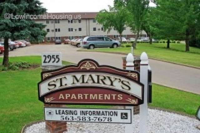 St. Mary's Apartments