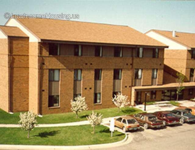 Pilgrim Place Apartments for Seniors