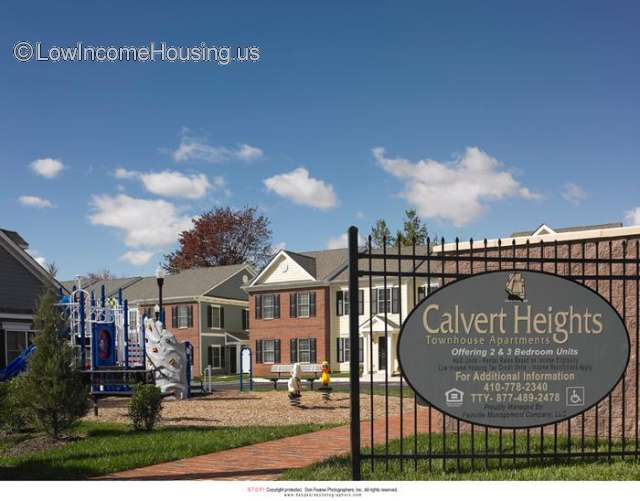 Calvert Heights
