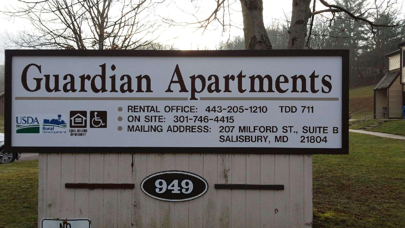 Guardian Apartments
