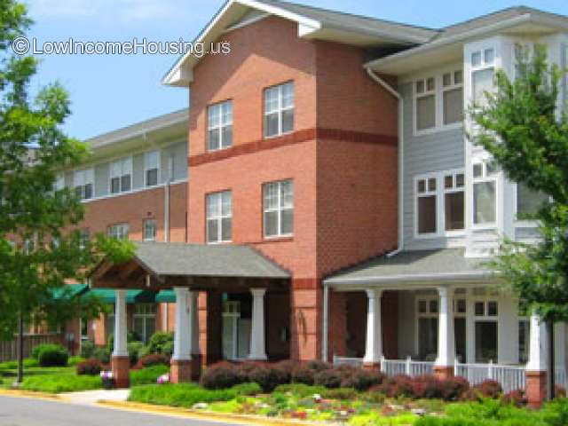 Friendship Station Senior Housing
