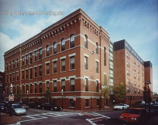 Constitution Co-op Apartments