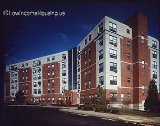 Admiral's Tower Co-op Apartments