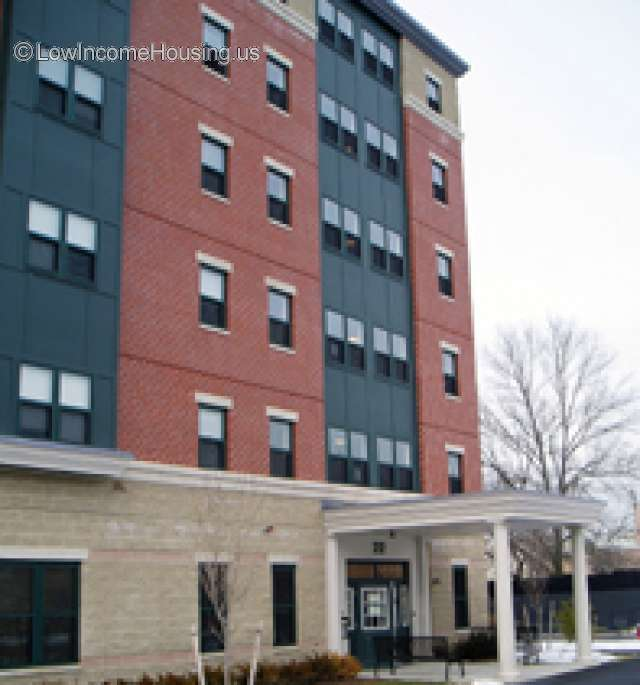 Apartments Utilities Included Low Income: 137 Columbia Rd And , Dorchester, MA