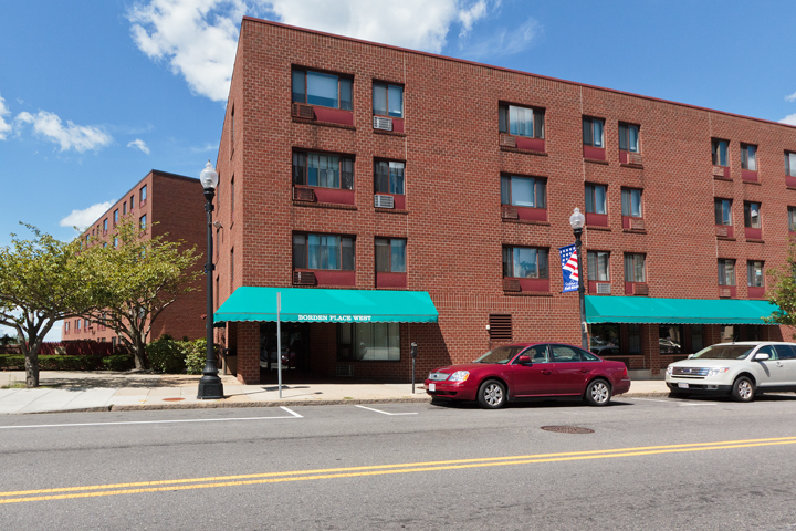 Borden Street Apartments