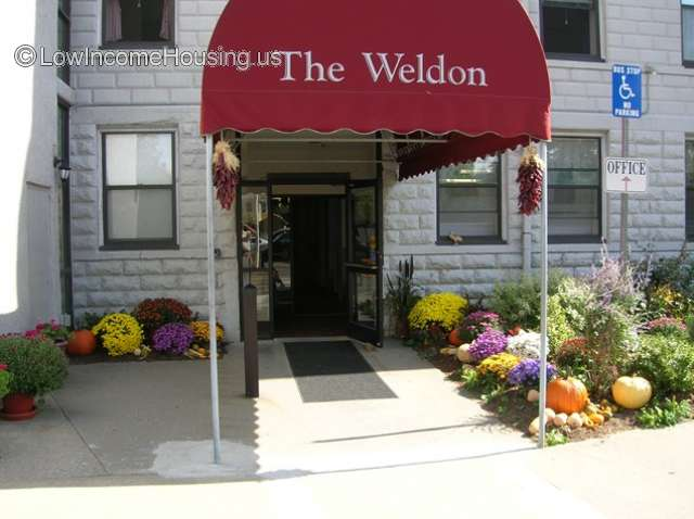Weldon House
