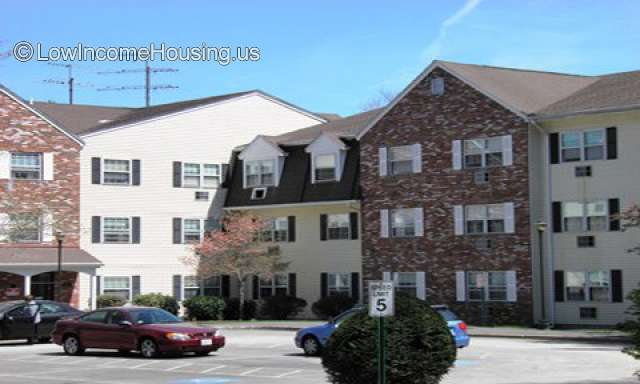 Cushing Residence Apartments for Seniors