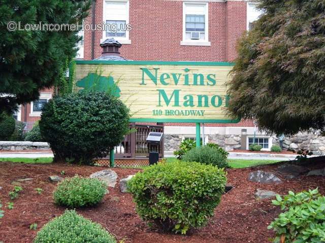 Nevins Manor Apartments