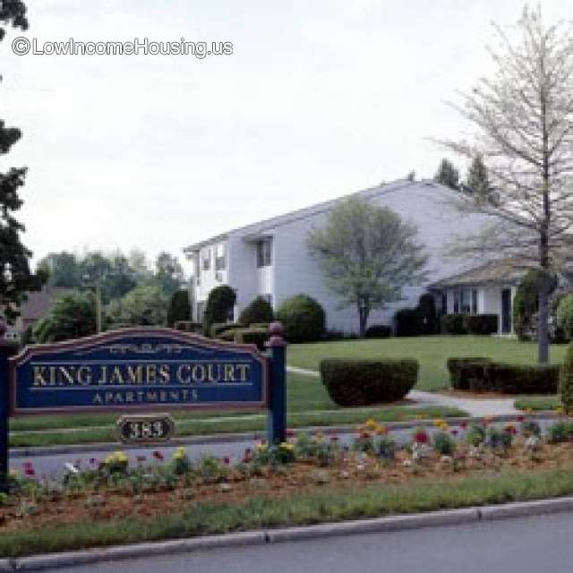King James Court