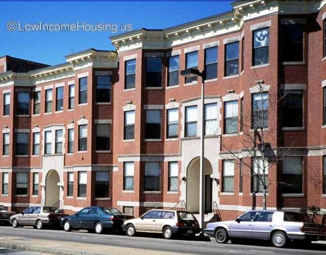 low income housing application pdf