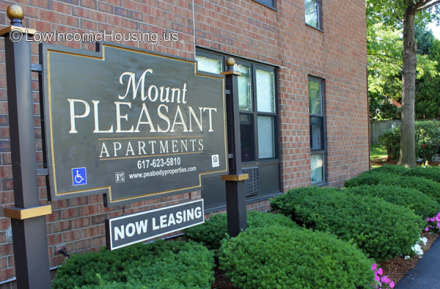 Mt Pleasant Apartments