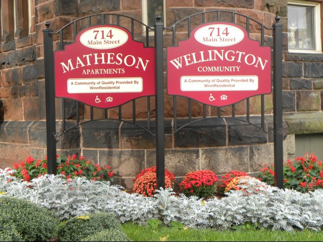 Matheson Apartments