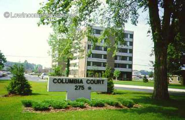 Columbia Court Senior Apartments