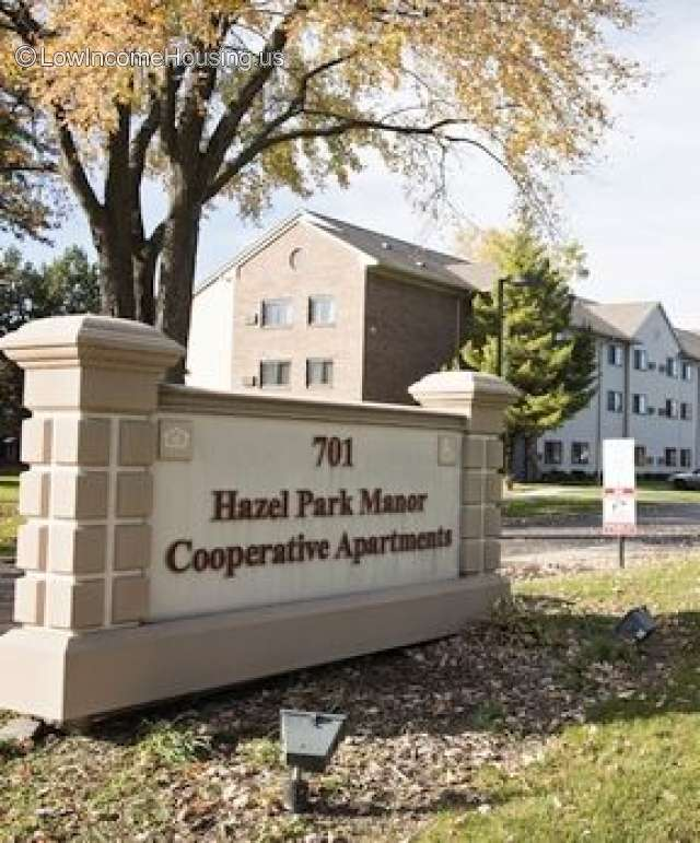 Hazel Park Manor Co-op Apartments