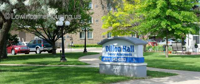 Dillon Hall Senior Apartments