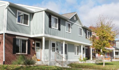 Hillview Townhouses and Apartments