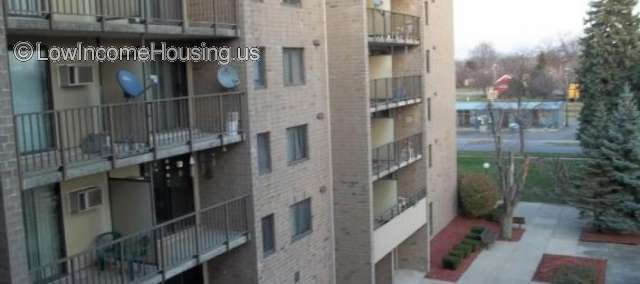 Romulus Tower Senior Apartments