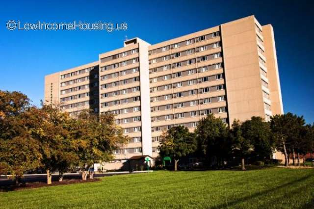 Southgate Cooperative Apartments