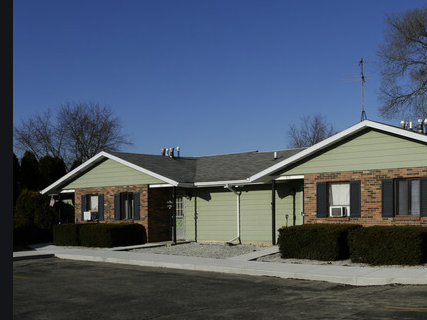 Sparta Townhouses - Low income