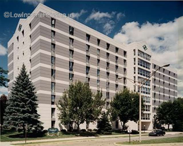 Bishop Cooperative Apartments