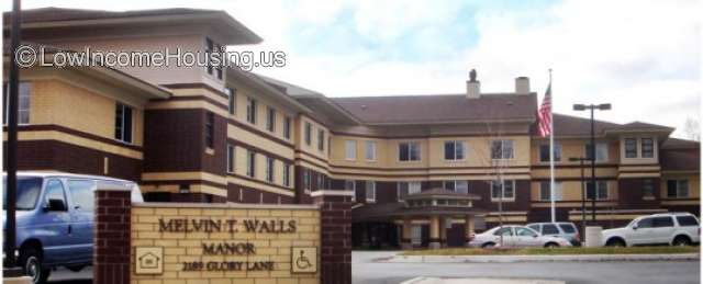 Melvin T. Walls Manor - Senior Apartments