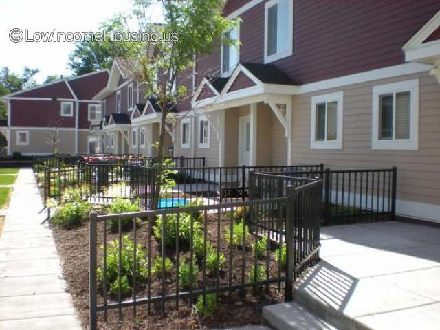 Blooming Glen Townhomes