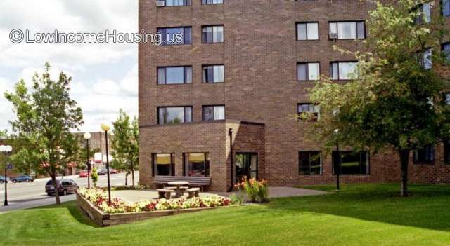 Larson Commons Aka Larson Tower